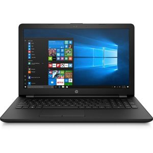 Hp 15 Intel Pentium Dual Core 500GB HDD 4GB RAM 15.6″ Screen, Windows 10 Laptop